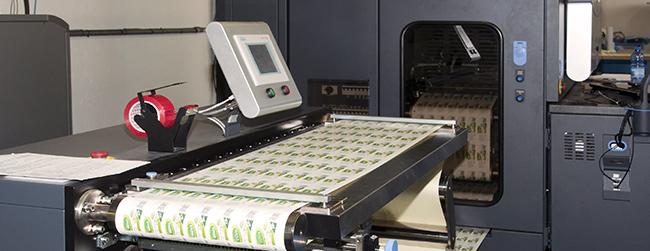 Web Printing at Doggett Group