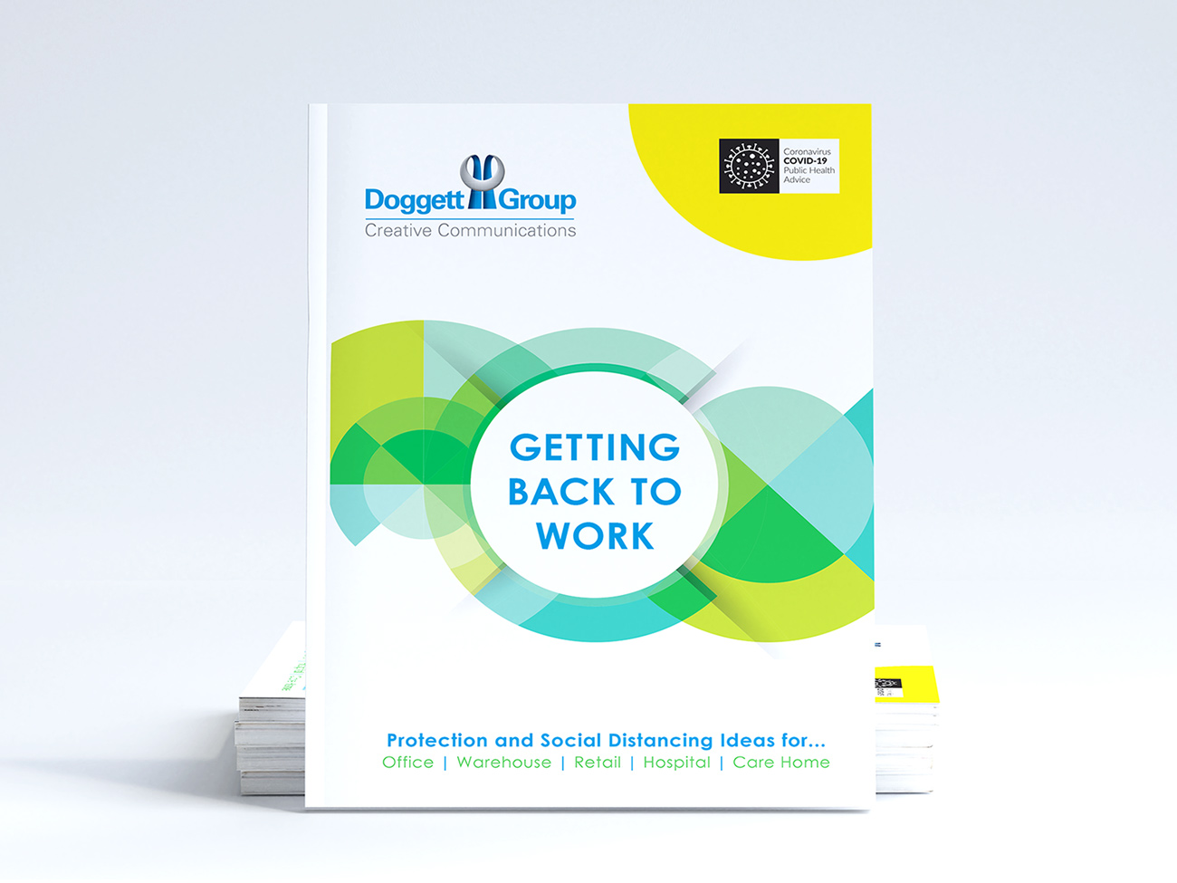 Getting Back to Work Print Brochure